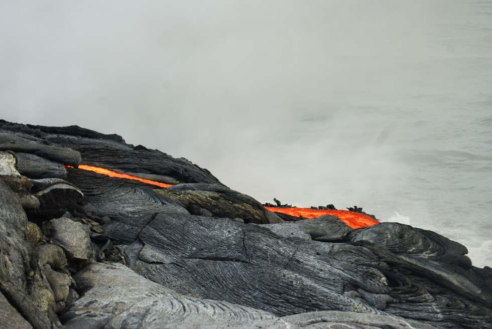 Big Island Lava tours