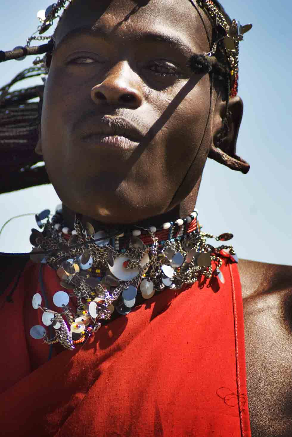 Masai tribes