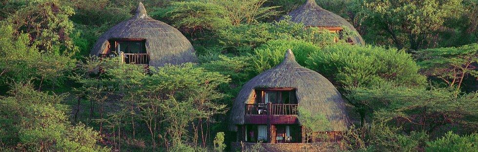 safari accommodations tanzania