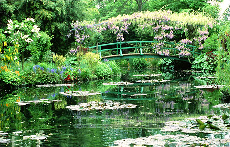 Giverny Famous Bridge