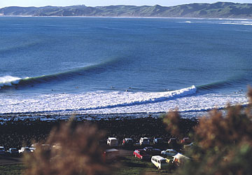 NZ surf towns