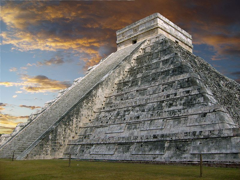 Chichen Itza group tours