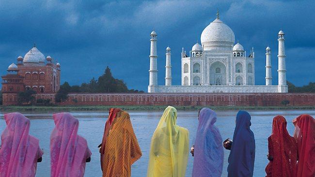 Taj Mahal pan