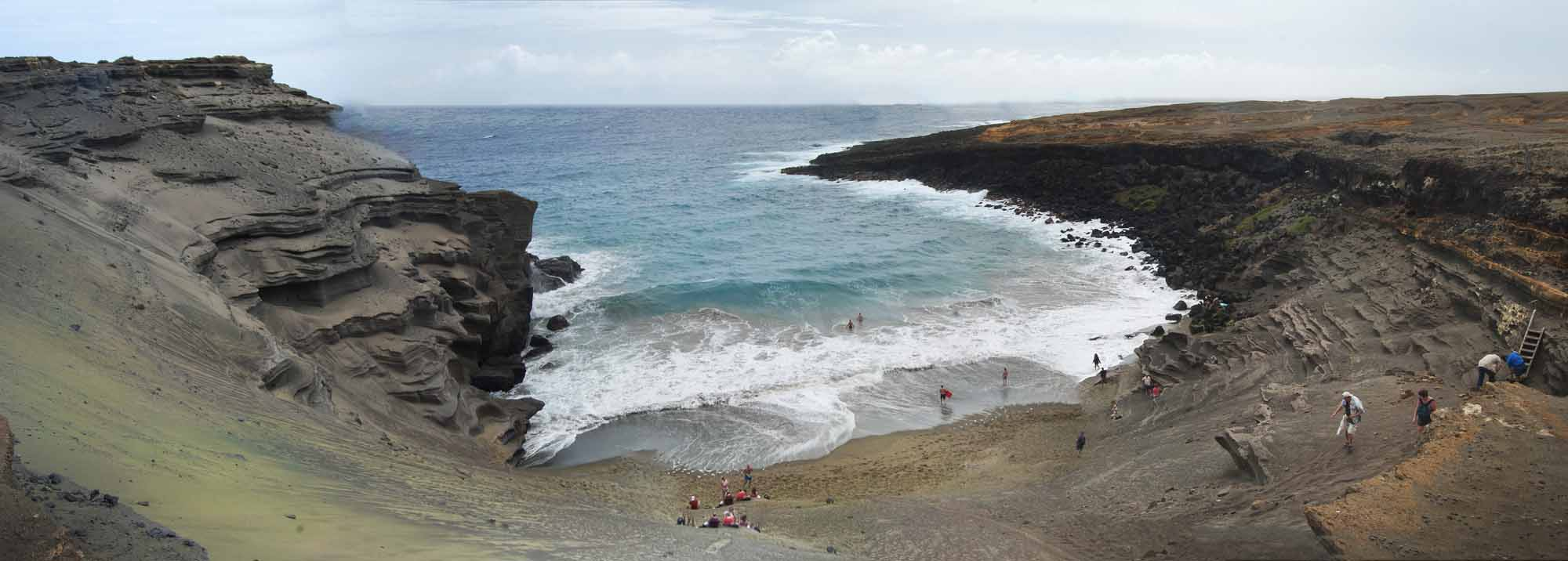 big island green sand