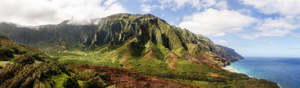 Na Pali Coast Hike