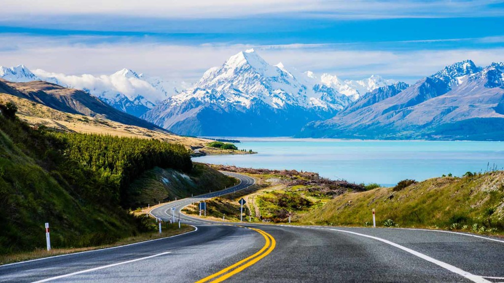 NZ group tours