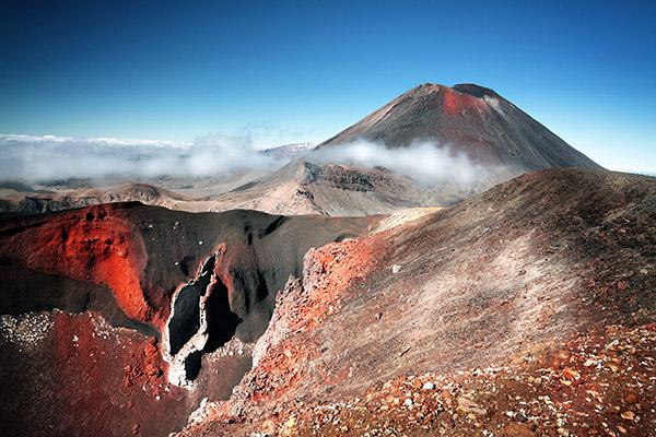 Mt Doom Mt Ngauruhoe