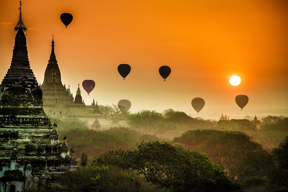 Burma group tours