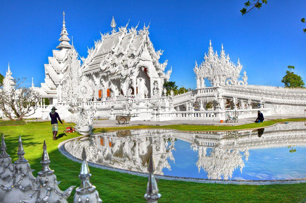 kingdom temples thai