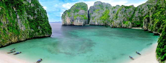 best thai islands