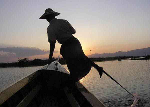 Myanmar Sunsets