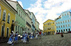 Salvador Bahia Colors