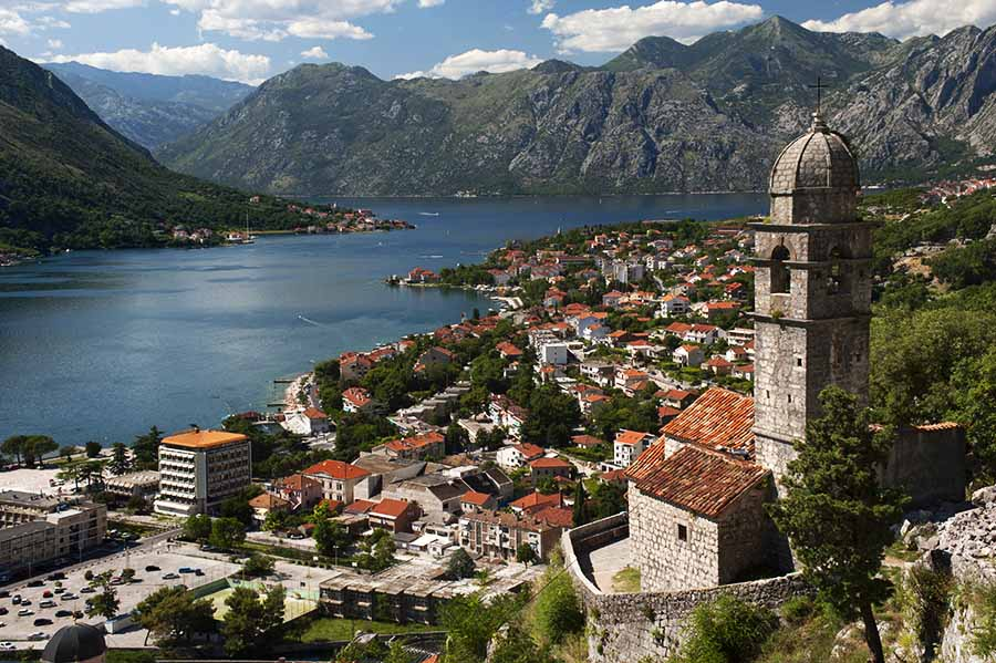 Montenegro day trips