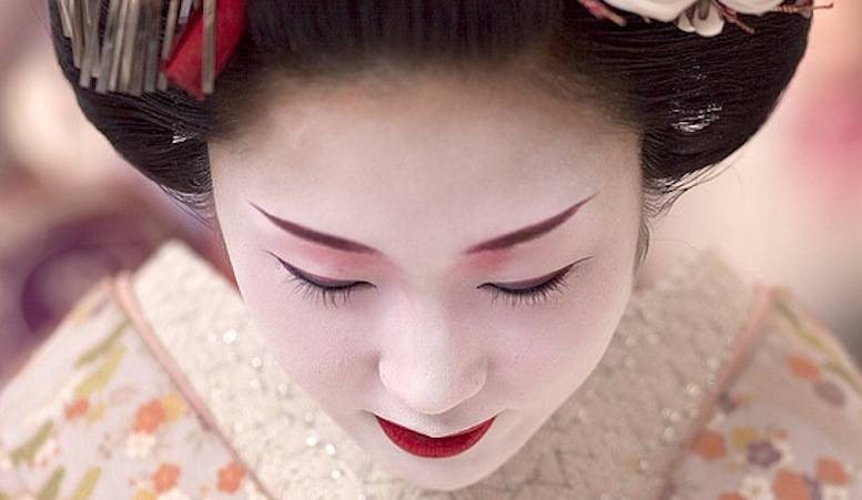 Geisha Gion District
