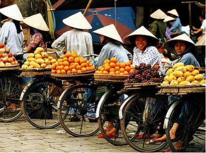 Hanoi Street Markets