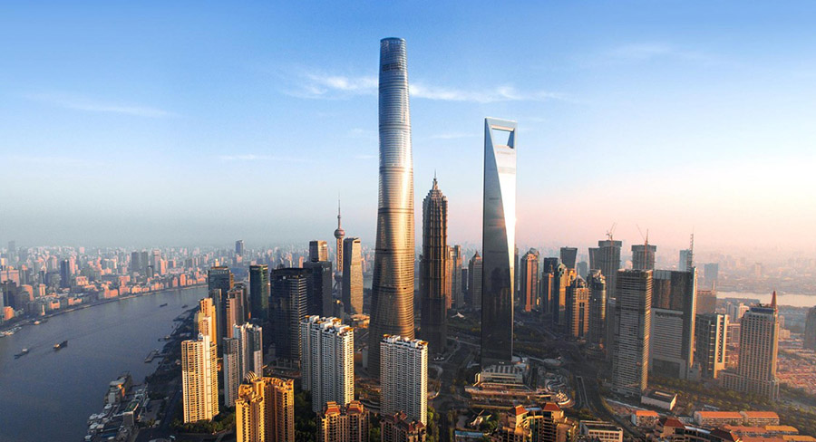 shanghai tower tours