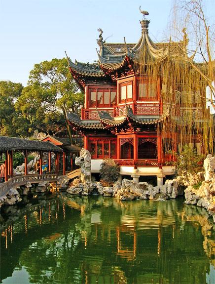 yuy garden shanghai