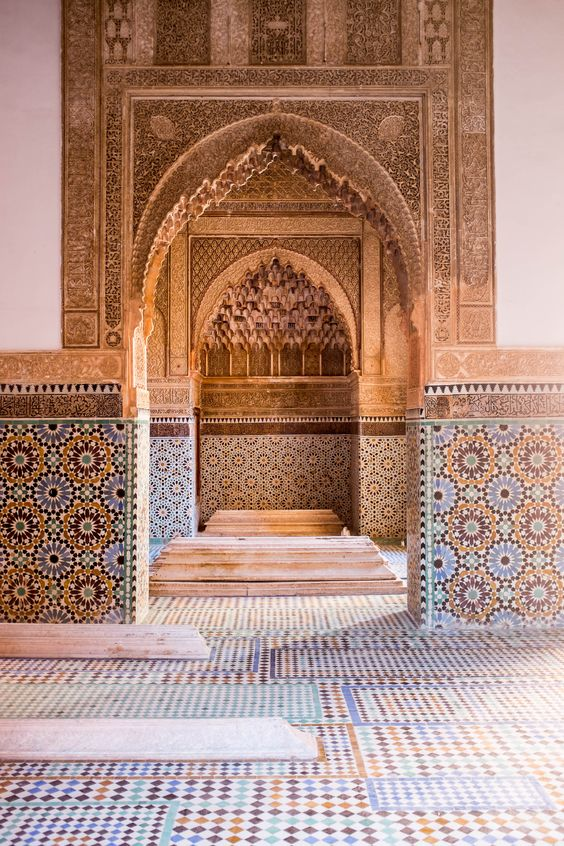 Marrakesh Tombs