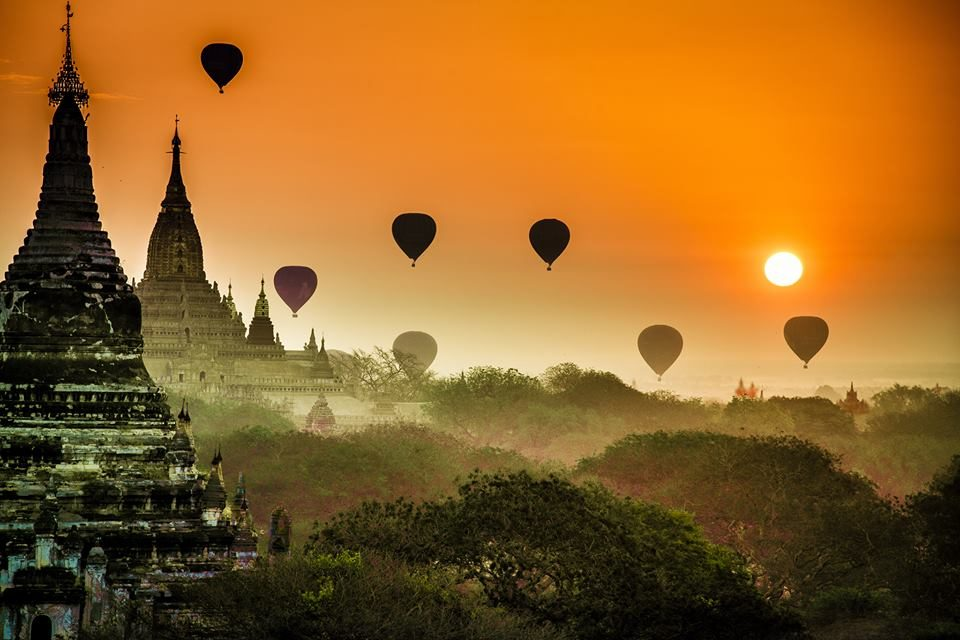 Burma group tours