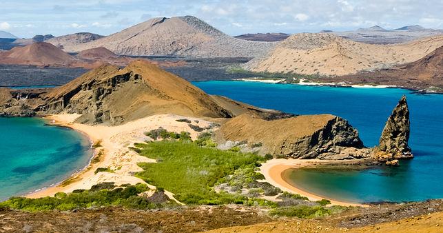 Galapagos Landscapes