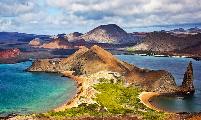 Best Galapagos Landscapes