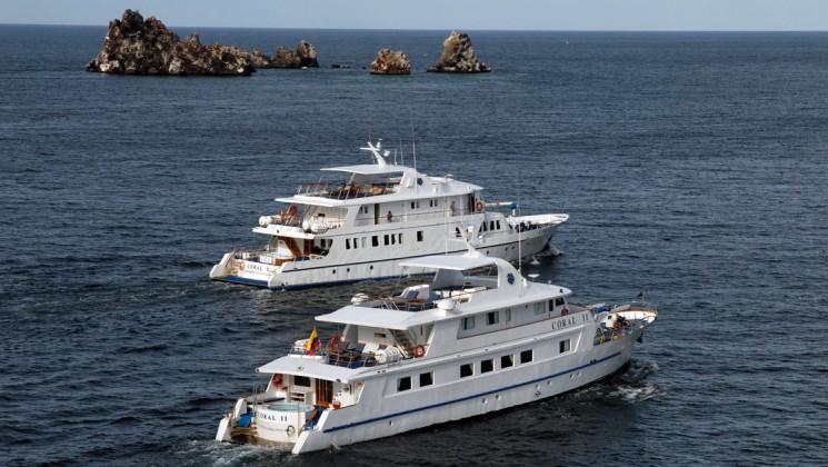 Coral II Galapagos tours