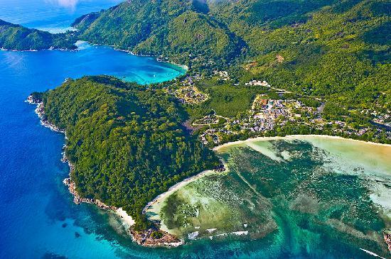 mahe resorts