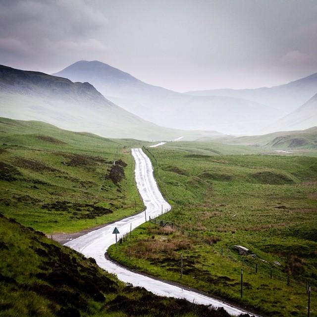 best scotland road trips