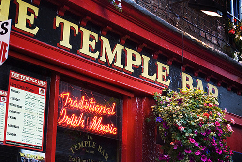temple bar tours