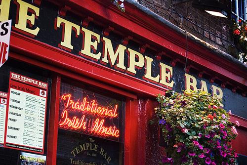 temple bar tours