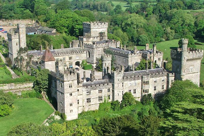 castle garden tours