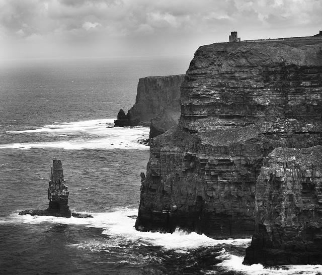 Ireland cliffs photos