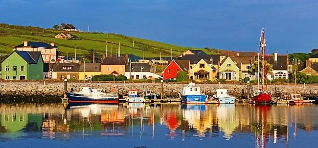 dingle harbor photography