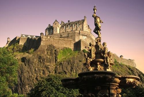small group tours scotland