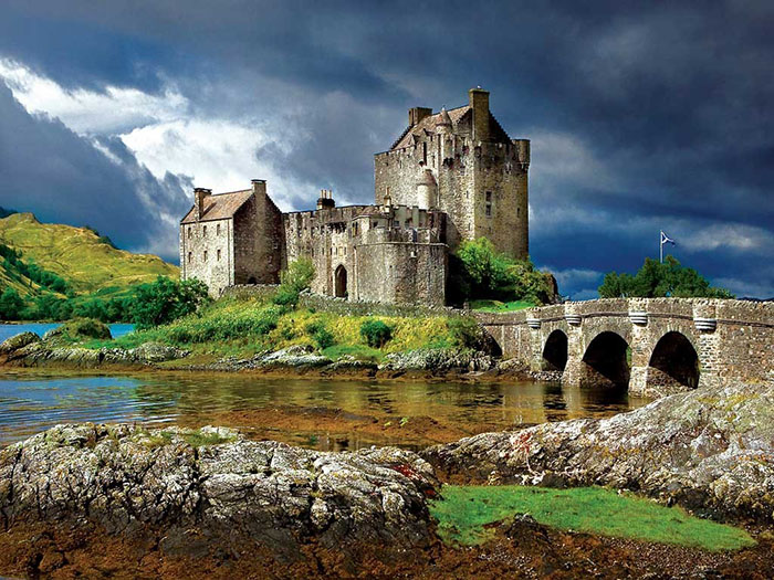 scotland castle tours