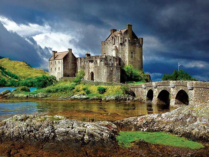 scotland castle tours