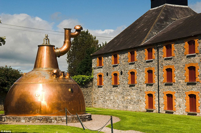 jameson whiskey tours