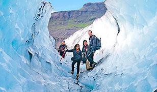 iceland glacier hikes