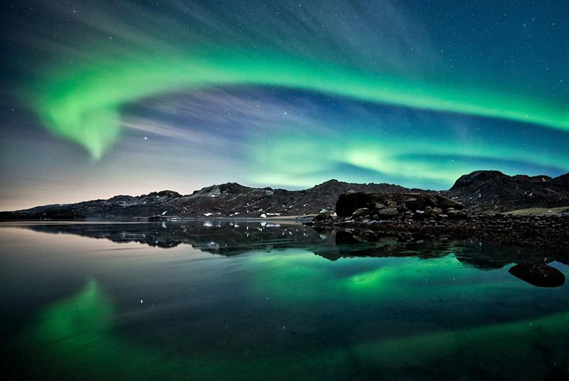 northern light photo workshops iceland