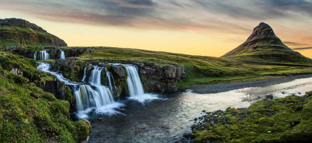 iconic iceland landscapes