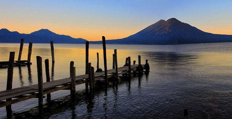 Lake Atitlán group tours