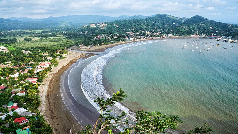 best beaches Nicaragua
