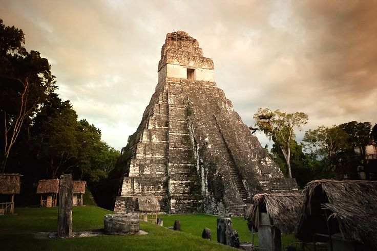 Tikal photography tours