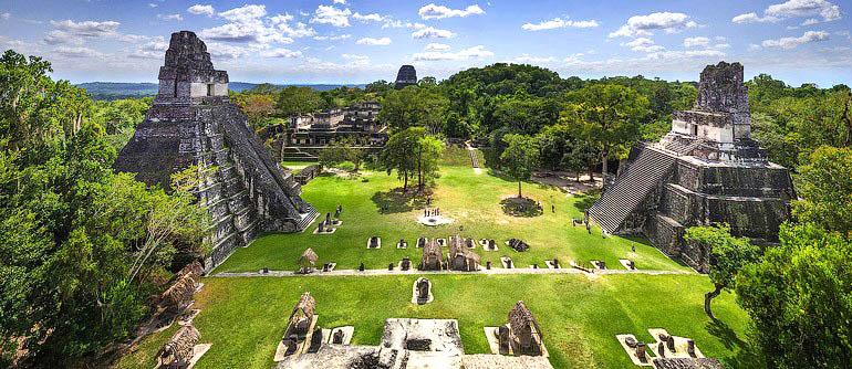mayan temple tours