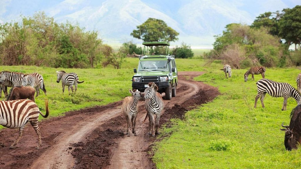 visit kenya group tours