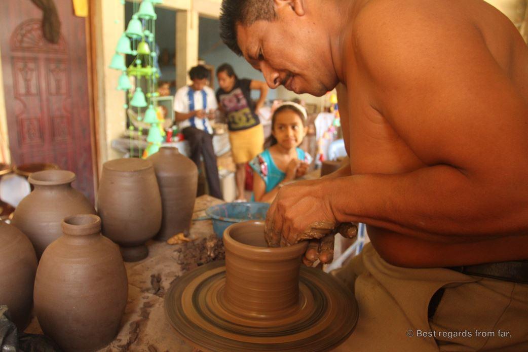 San Juan de Oriente tours