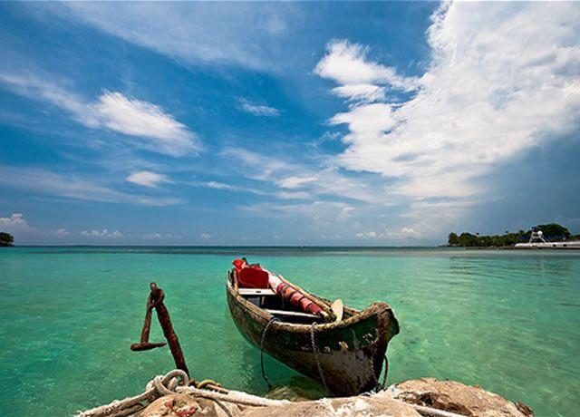 columbia island tours