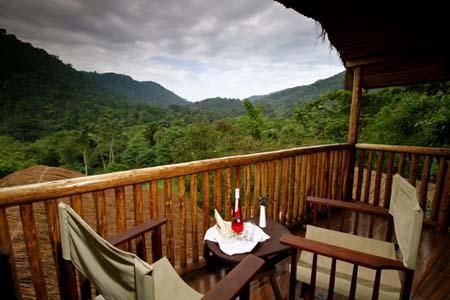 best uganda lodges