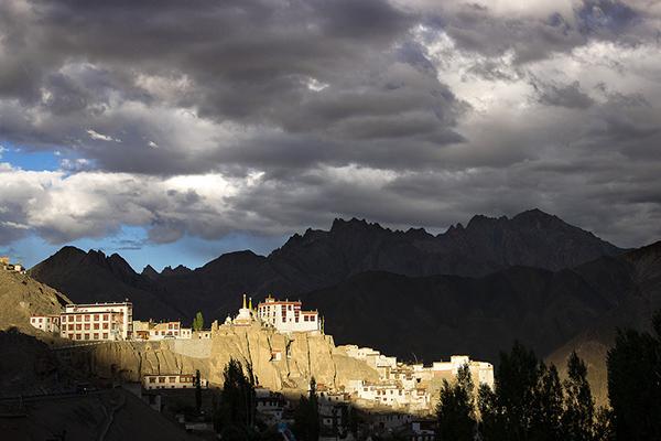amazing monasteries india