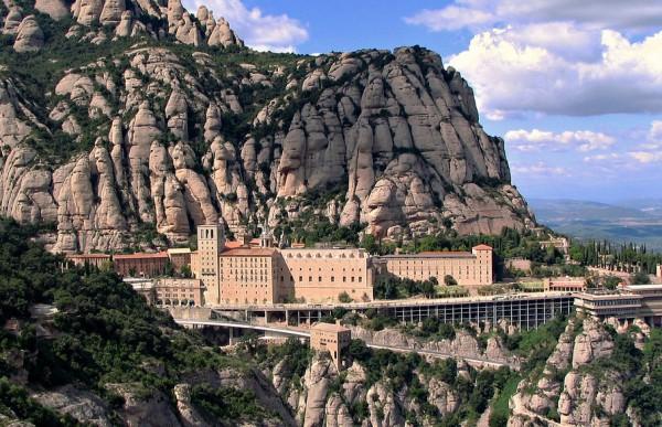 Montserrat Mountain Spain